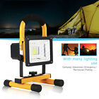 Rechargeable 15W 24 LEDs Spotlights Work Light with Dual USB Ports Floodlight
