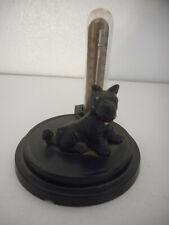 Vintage Scotty Dog thermometer plastic or bakelite