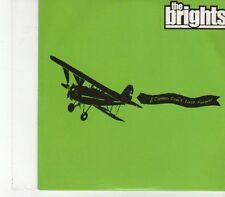(FX184) The Brights, A Cameo Can't Last Forever - 2011 DJ CD