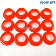 12pcs RC silicone silicon nitro exhaust pipe coupler GASKET MANIFOLD For 1/8 Car