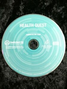 Switched on Schoolhouse 2014 HEALTHQUEST CURRICULUM DISC