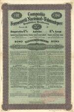 Compania del Ferrocarril Nacional de Tehuantepec