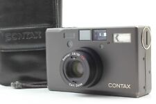 【Almost N.MINT】Contax T3 Black Double Teeth 35mm Point & Shoot Camera From JAPAN