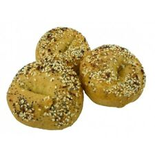 Low Carb NY Style Everything Bagels 3 pack - Fresh Baked