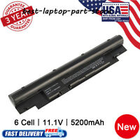 Battery for Dell Latitude 3330 Vostro V131R V131D 312-1257 312-1258 H7XW1 H2XW1