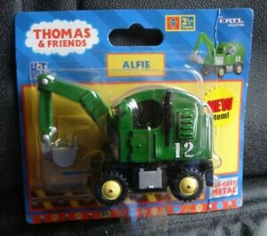 Ertl Thomas The Tank Engine & Friends Alfie No 100  Die Cast 2004