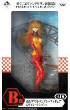 Evangelion Figure Shikinami Asuka Langley Eva Racing BANPRESTO Anime Goods