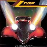 Zz Top - Eliminator LP Vinyle Rhino Records