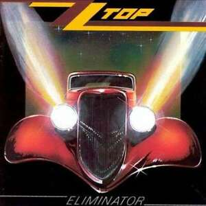 ZZ Top - Eliminator LP Vinile RHINO RECORDS