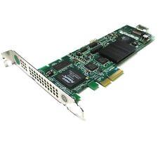 AMCC 3Ware 2 Port Multi-lane SATA2 RAID PCI-E Controller Card 9650SE-4/8LPML