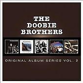 Doobie Brothers - Original Album Series: Vol 2 5 CD SET NEW AND SEALED 2013