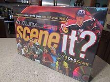 SCENE IT! - ESPN, Sports Edition, Board Game, New, Unopened