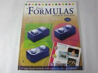 Creative Memories Fast Formulas Instruction Book - 4th Edition - New