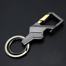 Chain Ring Fashion Metal Car Keyring Men's Strap Waist Hung Bottle Opener Key
