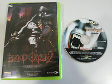 BLOOD OMEN 2 THE LEGACY OF KAIN SERIES JUEGO PARA PC DVD-ROM ESPAÑOL MICROMANIA