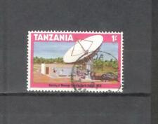 S8814 - TANZANIA 1979 - LOTTO 5 ANTENNA SATELLITARE - VEDI FOTO