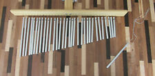 32 Bar Aluminum Wind Chime Set with Striker