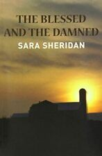 UsedVeryGood, The Blessed and the Damned, Sheridan, Sara, Paperback