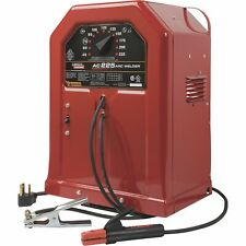 Lincoln Electric Ac 225 Ac Arc Welder Transformer 230v 40 225a Output