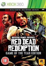 Red Dead Redemption - Game of The Year Edition Xbox 360