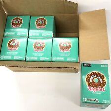 72 Keurig Original Donut Shop Coffee Regular Medium Roast K-Cup Pods New 1/24/23