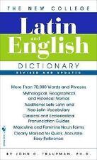 The Bantam New College Latin & English Dictionary (English and Latin Edition) -
