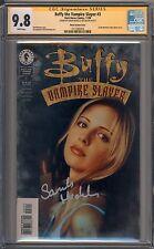 Buffy The Vampire Slayer #3 CGC SS Signed 9.8 Sarah Michelle Gellar Photo 014