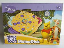 """Disney Spiel - Memo Disk """"Winnie the Pooh"""""""
