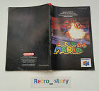 Nintendo 64 N64 Super Mario Notice / Instruction Manual
