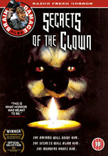DVD:SECRETS OF THE CLOWN - NEW Region 2 UK