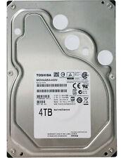 "Toshiba 3.5"" MD04ABA400V Surveillance 4TB 7200RPM 128M Cache SATA3 Internal HDD"