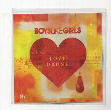 (JC193) Boys Like Girls, Love Drunk - DJ CD