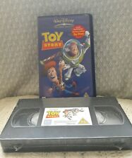 TOY STORY SPECIAL COLLECTORS EDITION VHS BRAND NEW AND SEALED VERY RARE DISNEY