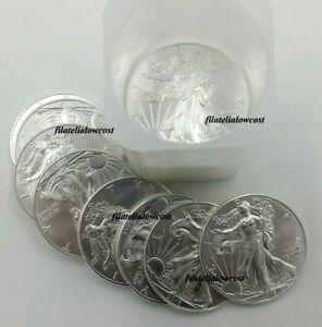 20X American Eagle 2015 1 Onza Plata Moneda Silver 1 Oz EEUU Liberty SC United