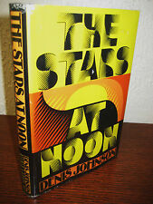 The Stars At Noon Denis Johnson Early Novel 1st Edition First Printing Fiction