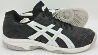 Asics Gel Estoril Court Tennis Trainers E205Y Black/White UK11.5/US12.5/EU47