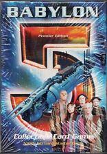 Babylon 5 Narn Starter Decks X1 Warner Bros Factory Sealed! New! 1997
