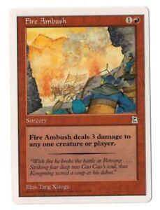 MTG Portal Three Kingdoms - Fire Ambush - Common