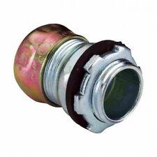 Orbit OF7610-W Steel EMT Compression Connector 4 Inch Rain Tight
