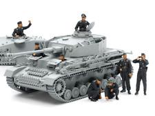 Tamiya 35354 1/35 Wehrmacht Tank Crew Set Model Kit