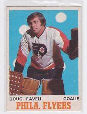 1970-71 OPC DOUG FAVELL #199