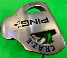 PING CRAZ-E PUTTER G2i GOLF CLUB-SUPERB-NEW HEAD COVER- 24 HOUR DELIVERY!!!!!!