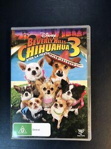 Beverly Hills Chihuahua 3 - Viva La Fiesta! DVD, 2012 Region 4