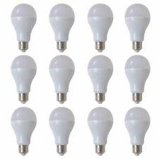 vidaXL 12x LED Birne Leuchtmittel 9W E27 Lampe Strahler Warmweiß Licht Glühbirne