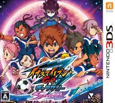 NEW Inazuma Eleven Go Galaxy: Supernova (Nintendo 3DS, 2013) - Japanese Version