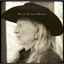 Nelson, Willie - Heroes NEW CD