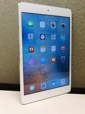 "Apple iPad mini 1st Gen 16GB White 7.9"" Tablet LED IPS Touchscreen Wi-Fi A1432"