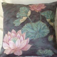 ORIGINAL DESIGN( LOTUS) PIllow Cushion Cover  20''x20''  #2