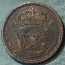 1914 (h) VBP; GJ 5 Øre Denmark King Christian X KM# 814.1 VF-XF