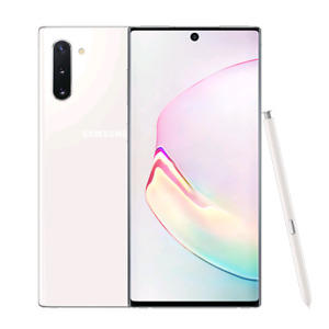 Samsung Galaxy Note 10 (Unlocked) Dual SIM 8GB RAM 256GB 4G LTE 6.3in 16MP